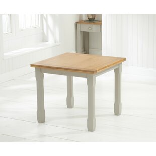 Sanford Flip Top Folding Extending Dining Table By Beachcrest Home