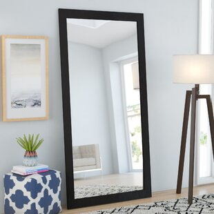 Brayden Studio Rectangle Modern Wall Mirror