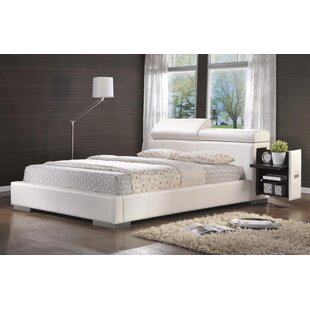 Cristian Upholstered Storage Platform Bed