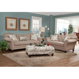Metropolitan 2 Piece Living Room Set