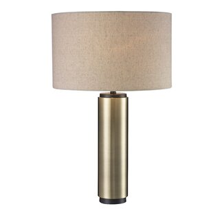 Read Reviews Mia 25 Table Lamp By Luxeria Zone Lighting