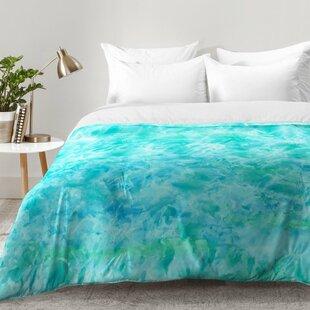 East Urban Home Sparkling Sea Comforter Set