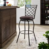 Granjeno 30 Swivel Bar Stool by Fleur De Lis Living