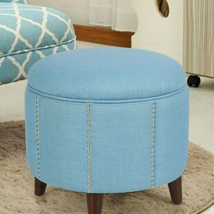 Sauget Storage Ottoman by Charlton Home