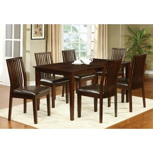 Alliani Upholstered Dining Chair (Set of ..