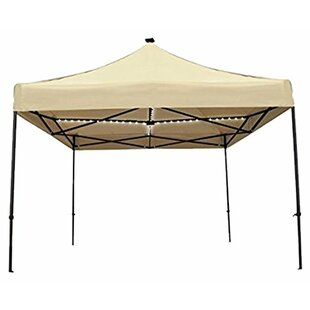 10 Ft. W x 10 Ft. D Metal Pop-Up Canopy by Sunrise Outdoor LTD