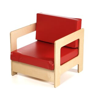 Living Room Kids Vinyl Chair by Jonti-Craft