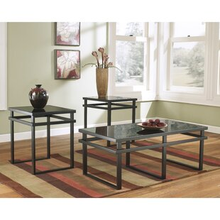 Deals Prompton 3 Piece Coffee Table Set By Latitude Run