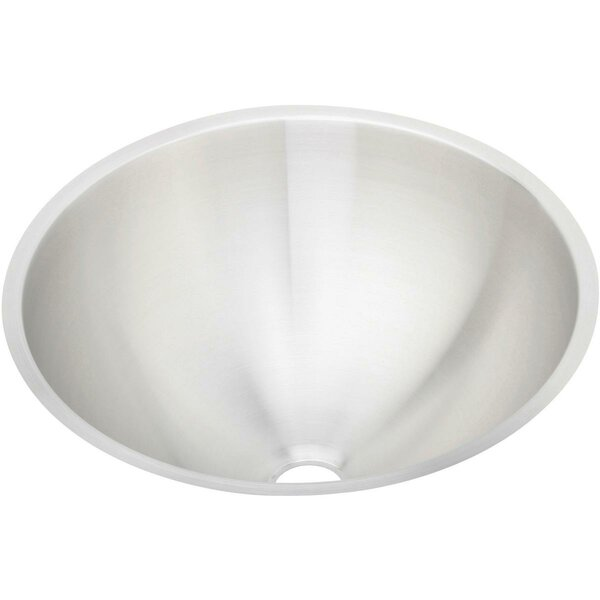 Elkay Asana Metal Circular Undermount Bathroom Sink Wayfair