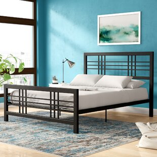 Flovilla Platform Bed by Zipcode Design