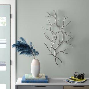 Modern Contemporary Metal Tree Branch