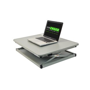 Bridgeview Height Adjustable Standing Desk Converter