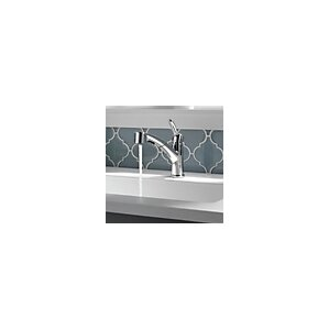 Delta Collins Single Handle Pull Out Kitchen Faucet
