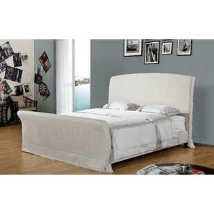 Upholstered Platform Bed by BestMasterFurniture Best