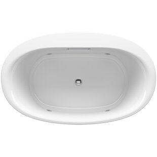 Kohler Underscore Oval Drop-in VibrAcoust..