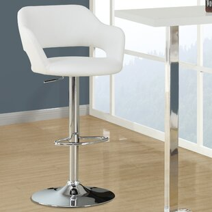 Adjustable 25 Swivel Bar Stool
