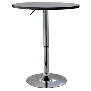 Madeline Adjustable Height Pub Table by Z..