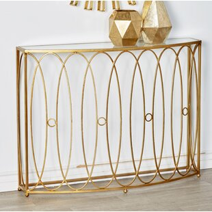 Natarsha 2 Piece Console Table Set