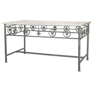 Tashia Iron Coffee Table