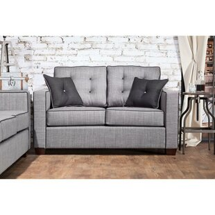 Christiano Spacious Loveseat