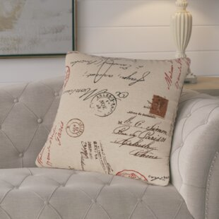 Procter Linen Throw Pillow