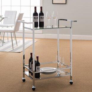 Orren Ellis Jolie Bar Cart