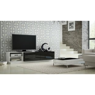 Tysen High Gloss TV Stand for TVs up to 60