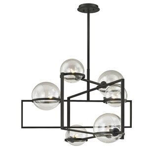 Earnest 6-Light Chandelier..