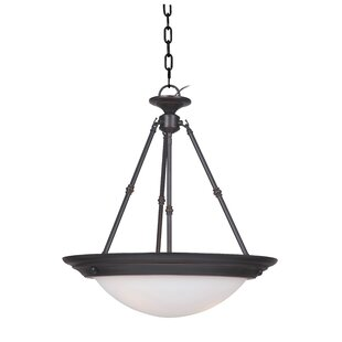 Orbit 3-Light Bowl Pendant by Mariana Home