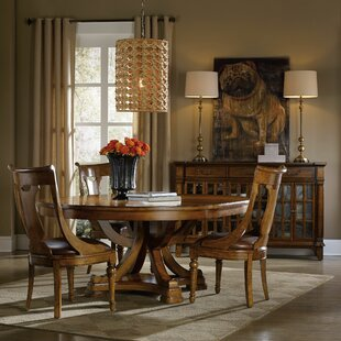 Tynecastle 4 Piece Dining Set by Hooker Furniture
