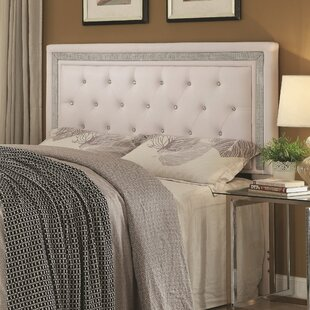 Anamaria Upholstered Panel Headboard by Willa Arlo Interiors