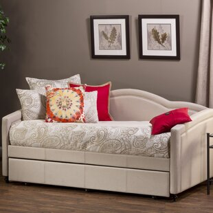 Willa Arlo Interiors Delmer Daybed with Trundle