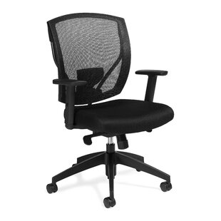 Mid-Back Mesh Office Chair By Offices To Go