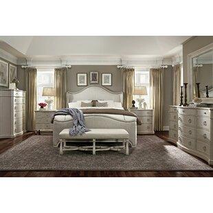 Clevinger Platform Configurable Bedroom Set by Astoria Grand