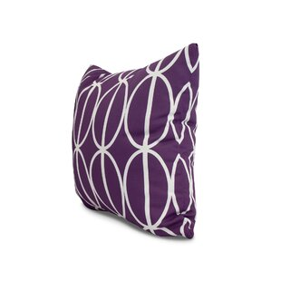 Carmack Ovals Throw Pillow