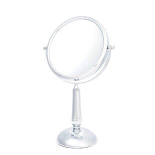 Danielle Creations 10x Magnification Makeup/Shaving Mirror
