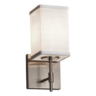 Favela 1-Light LED Armed Sconce by Ebern Designs