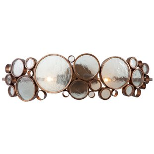 Brayden Studio Thome Recycled 2-Light Vanity Light