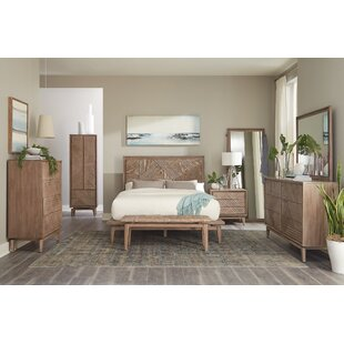 Sudbury Platform Configurable Bedroom Set