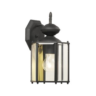 Check Prices Whitestown 1-Light Outdoor Wall Lantern By Charlton Home