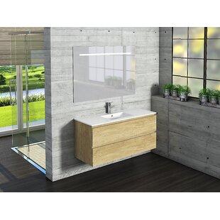 Giovani 600mm Wall Mount Single Vanity Unit By Belfry Bathroom