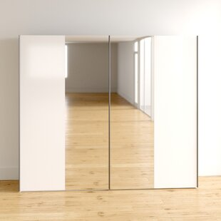 Barnaby 2 Door Wardrobe By Ebern Designs
