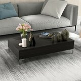 Fairholme Lift Top Extendable Coffee Table with Storage by Orren Ellis