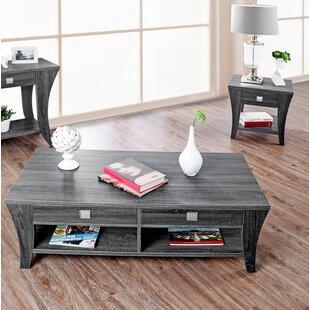 Mcnaughton Ami 2 Piece Coffee Table Set