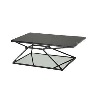 Wedge Coffee Table by Sunpan Modern