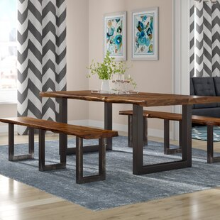 Linde 3 Piece Dining Set Brayden Studio