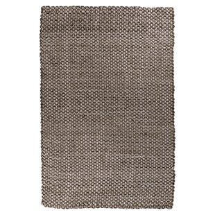 Deals Jaidan Coal Black Rug By Bayou Breeze