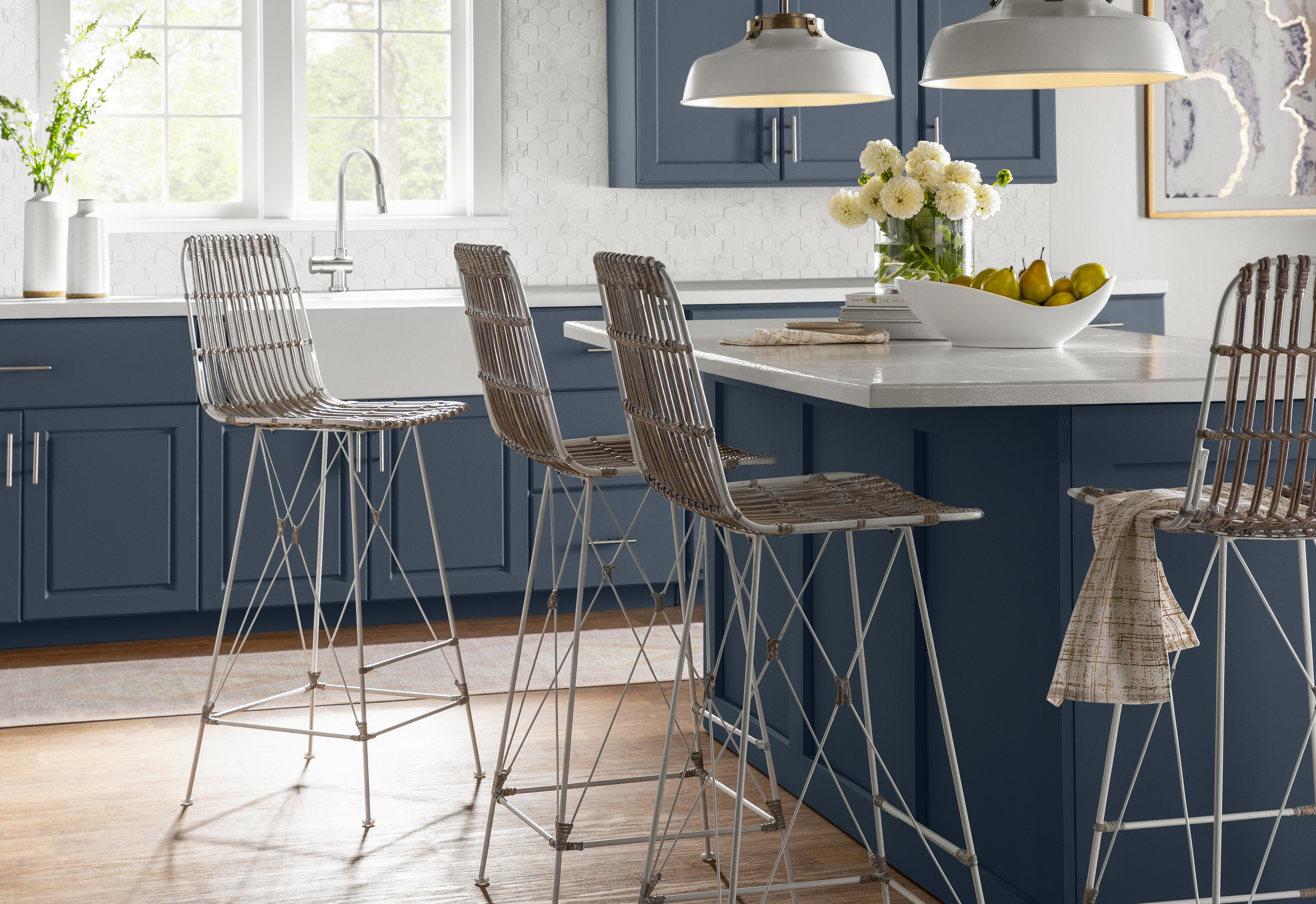 Kitchen Island Decorating Ideas In 3 Easy Steps Joss Main
