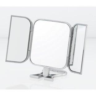 3 Way Silver Mirror