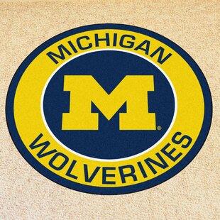 NCAA University of Michigan Roundel Mat ByFANMATS